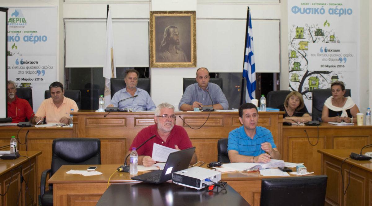Photo of Συνεδρίασε την Τρίτη 18/9 το Δημοτικό Συμβούλιο