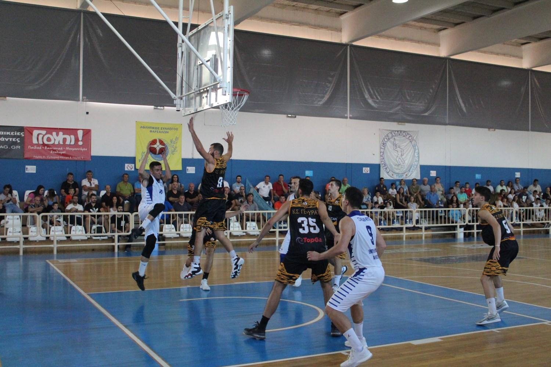 Photo of Εντός έδρας με την Χαλκηδόνα ξεκινά το πρωτάθλημα για τον Γυμναστικό