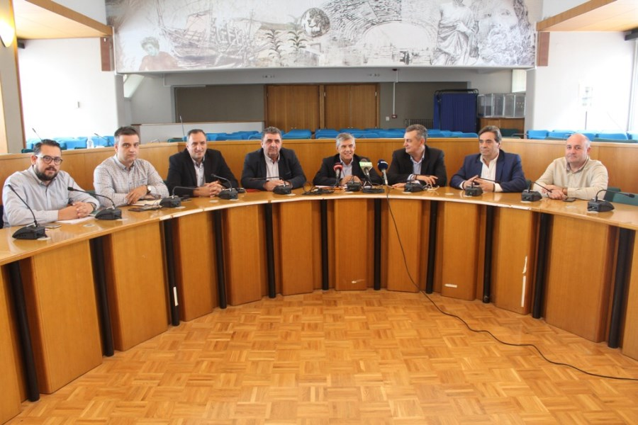 Photo of Προχωρούν έργα 5,7 εκατ. ευρώ στο Δήμο Φαρσάλων