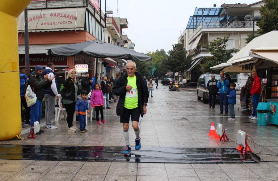 Photo of Τερμάτισε για έκτη χρόνια ο μεγαλύτερος μαραθωνοδρόμος!!!