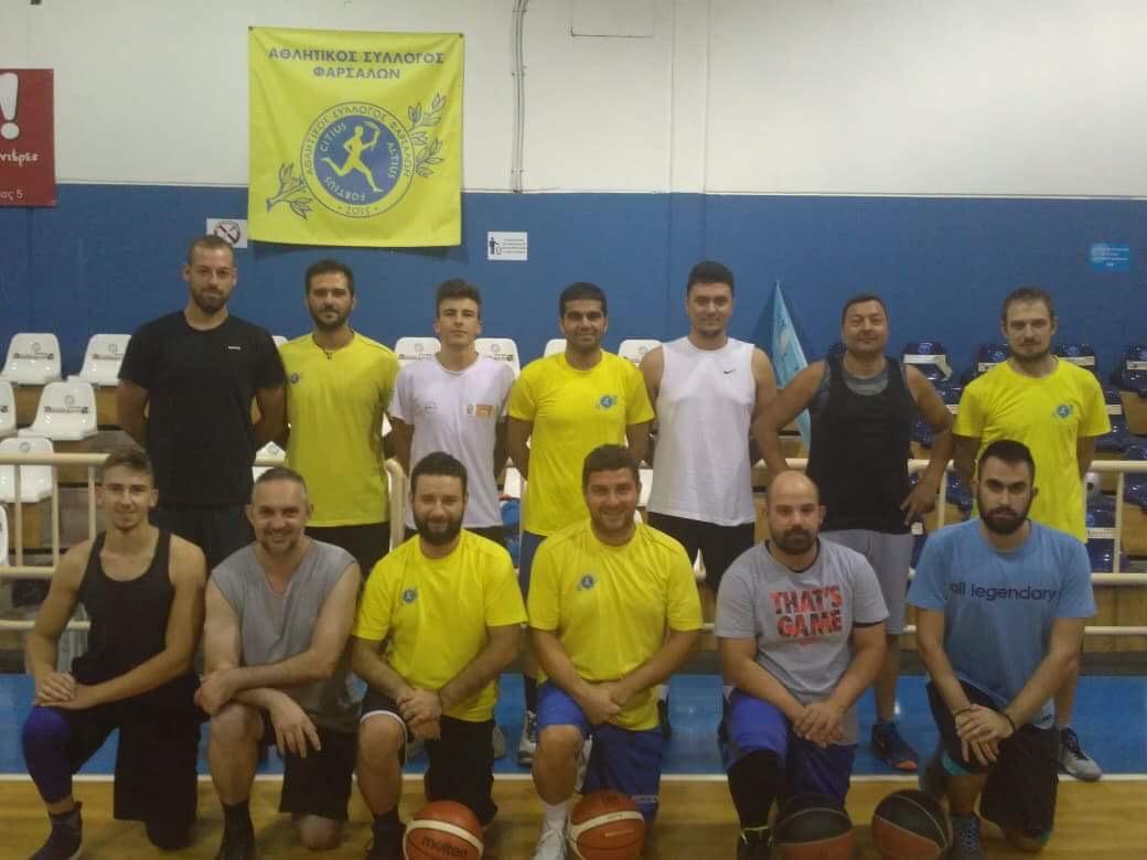 Photo of Ξεκινάει το πρωτάθλημα για τον Αθλητικό Σύλλογο Φαρσάλων