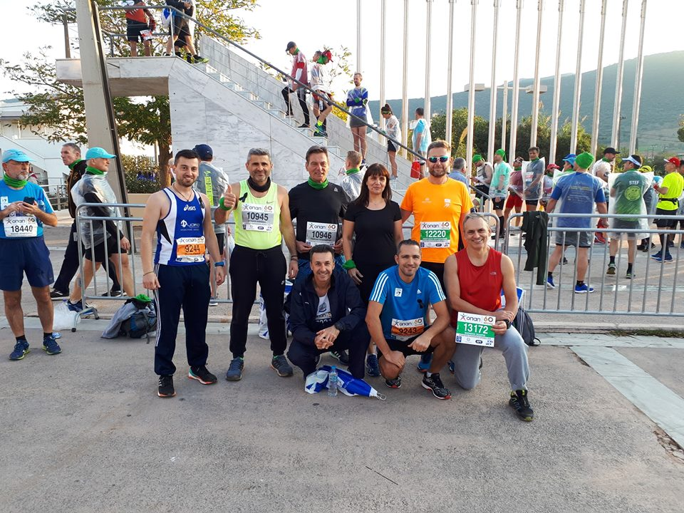 Photo of 13 Φαρσαλινοί δρομείς τερμάτισαν στον Μαραθώνιο της Αθήνας!