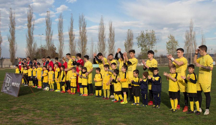Photo of Λέφας: «Yπέροχο συναίσθημα να βλέπεις μικρά παιδιά να βρίσκονται στο γήπεδο»