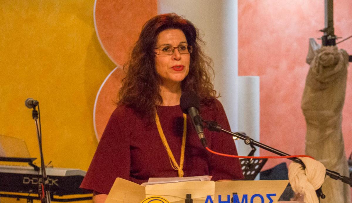 "Photo of Δ. Συροπούλου: ""Με συντονισμένες ενέργειες να κάνουμε την ανακύκλωση μέρος της καθημερινότητάς μας"""