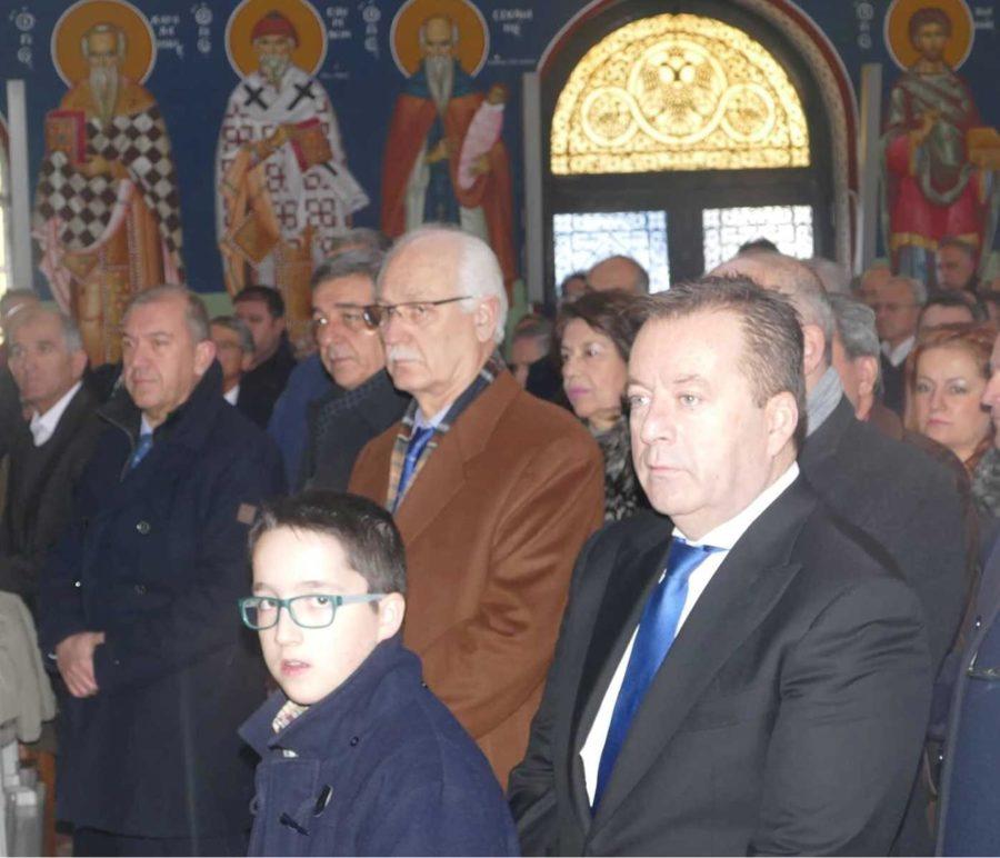 Photo of Δήλωση για τα Θεοφάνια ΑΑ&Τ Βασίλειου Κόκκαλη