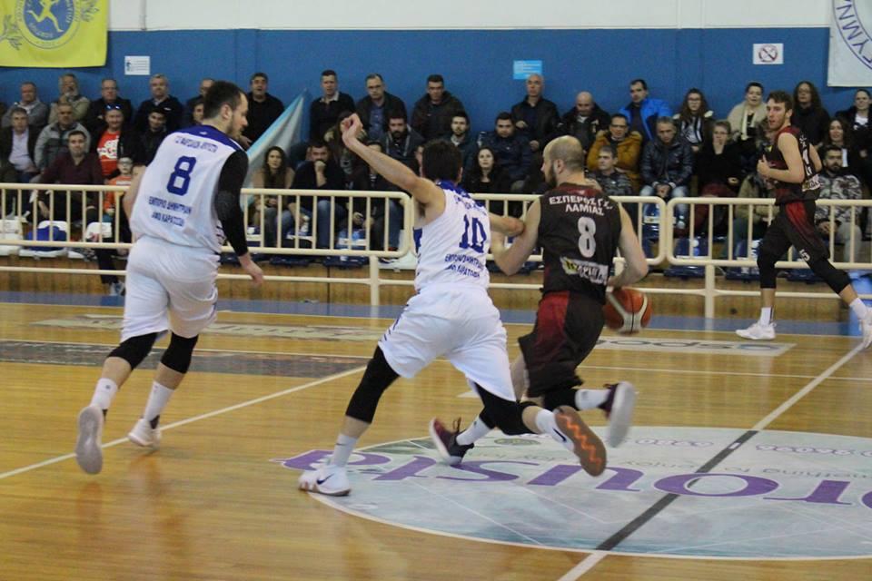 "Photo of ""Ανάσα"" με μπασκετάρα από τον Γ.Σ. Φαρσάλων Krousta!!!"