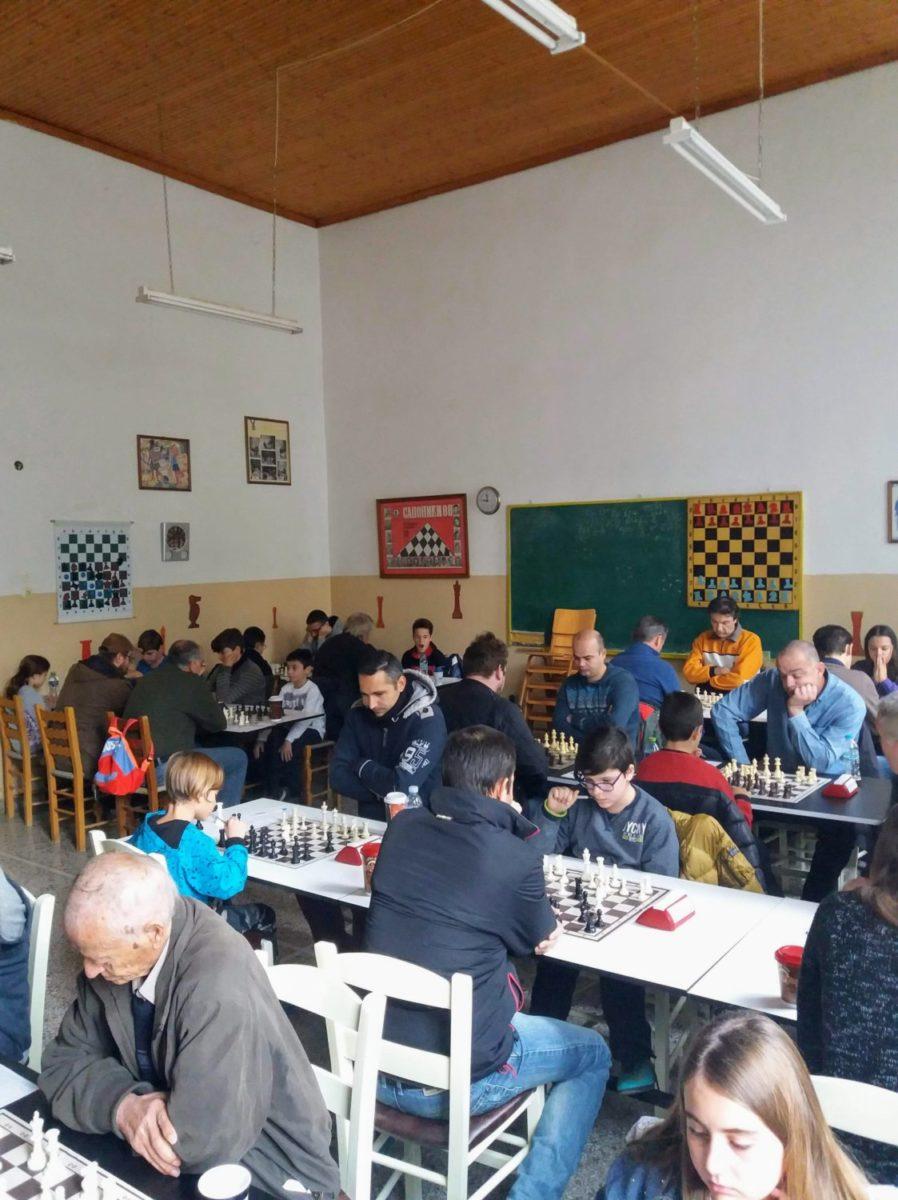 Photo of Εγκαίνια της νέας σκακιστικής λέσχης Φαρσάλων