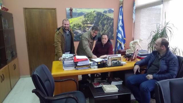 Photo of Υπογραφή συμβάσεων τεχνικών έργων στον Δήμο Φαρσάλων