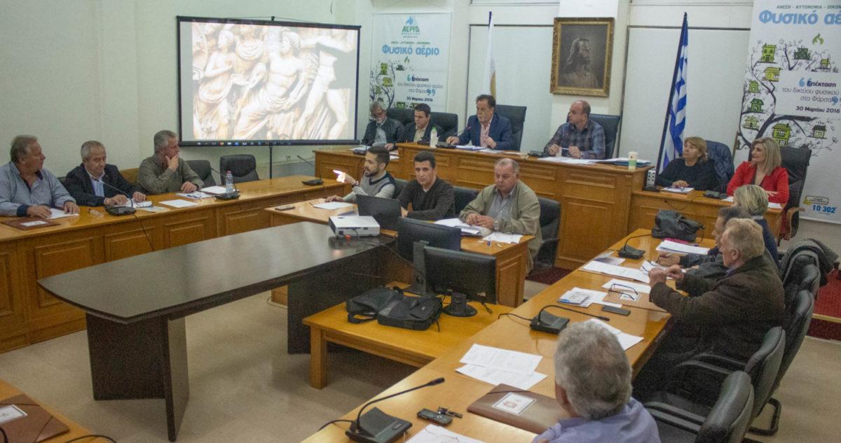 Photo of Οι αποφάσεις του Δημοτικού Συμβουλίου της Τρίτης 19/3