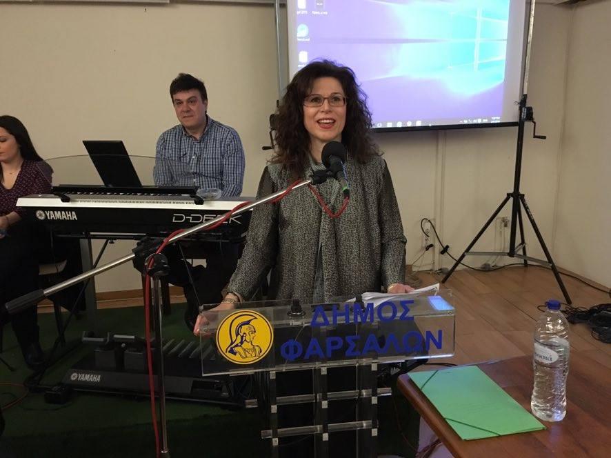 Photo of Δ. Συροπούλου: «Χαιρετισμός για την ημέρα της γυναίκας»