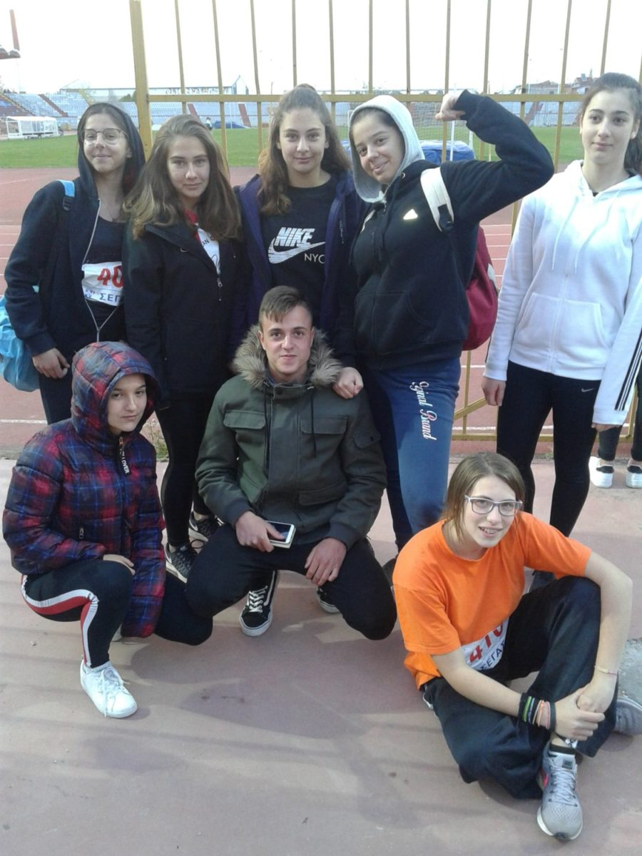 Photo of Αθλητές της Γ.Ε. Φαρσάλων στο διασυλλογικό πρωτάθλημα στίβου στο Αλκαζάρ