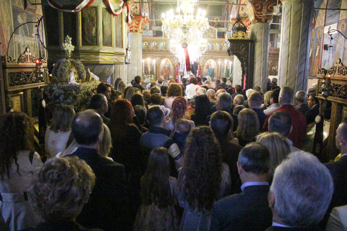 Photo of Τίμησαν τον Άγιο Θωμά και γιόρτασαν οι έμποροι των Φαρσάλων