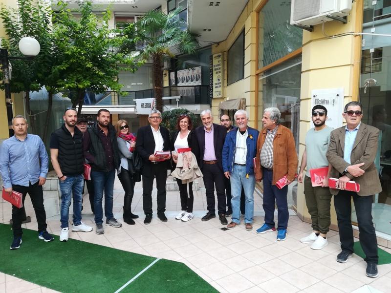 Photo of Περιοδείες του ΣΥΡΙΖΑ Προοδευτική Συμμαχία στις επαρχίες της Περιφερειακής Ενότητας Λάρισας