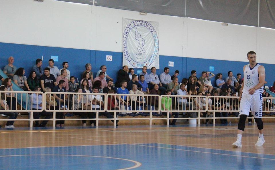 "Photo of Δημήτρης Δέσπος: ""Δύο παίκτες η διαφορά μας από τις ομάδες των υψηλών στρωμάτων"""