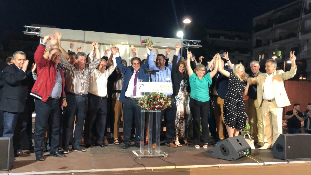 Photo of Ψήφο αλλαγής, ενότητας κι ανάπτυξης ζήτησε ο Εσκίογλου σε μία εντυπωσιακή συγκέντρωση