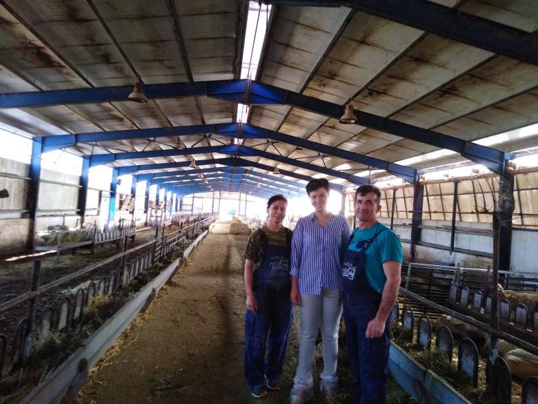 Photo of Μαρία Γαλλιού: Στο πλευρό του Έλληνα κτηνοτρόφου