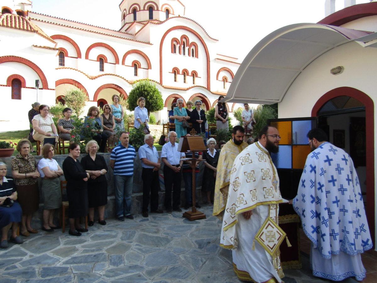Photo of Τίμησαν την μνήμη του Αγ.Λουκά στα Φάρσαλα
