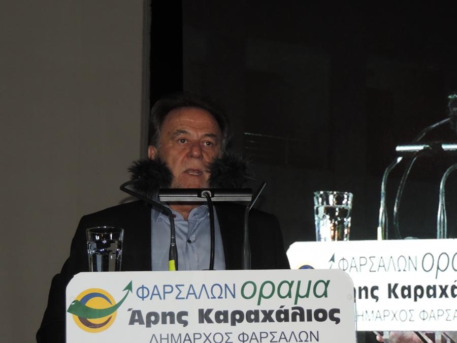 "Photo of Άρης Καραχάλιος: ""Δεν χάνω ποτέ. Είτε κερδίζω, είτε μαθαίνω"""