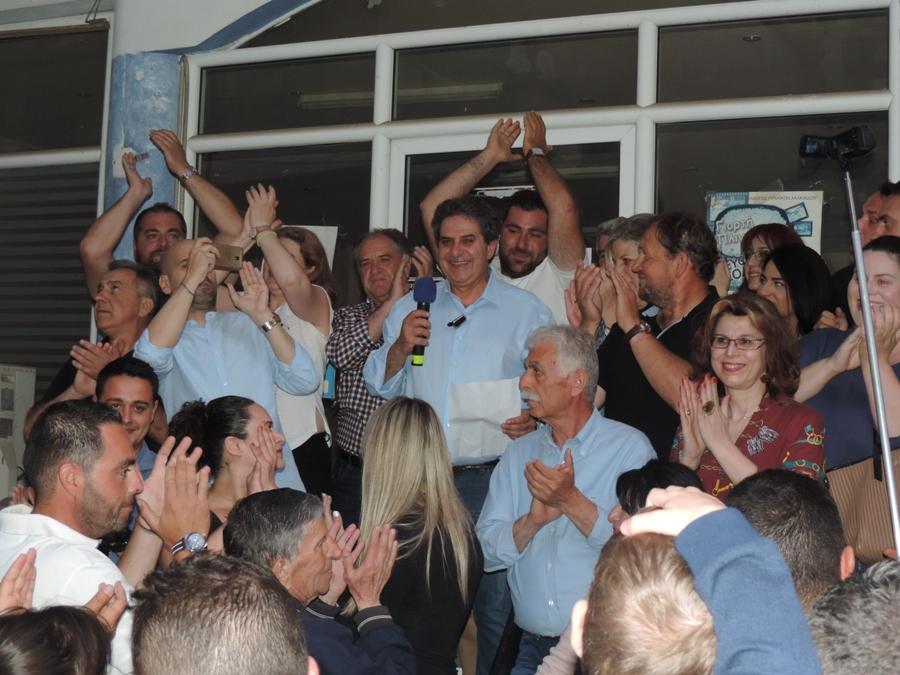Photo of Οι πρώτες δηλώσεις του κ. Εσκίογλου ως νέος Δήμαρχος Φαρσάλων!!! (Photos & Vid)