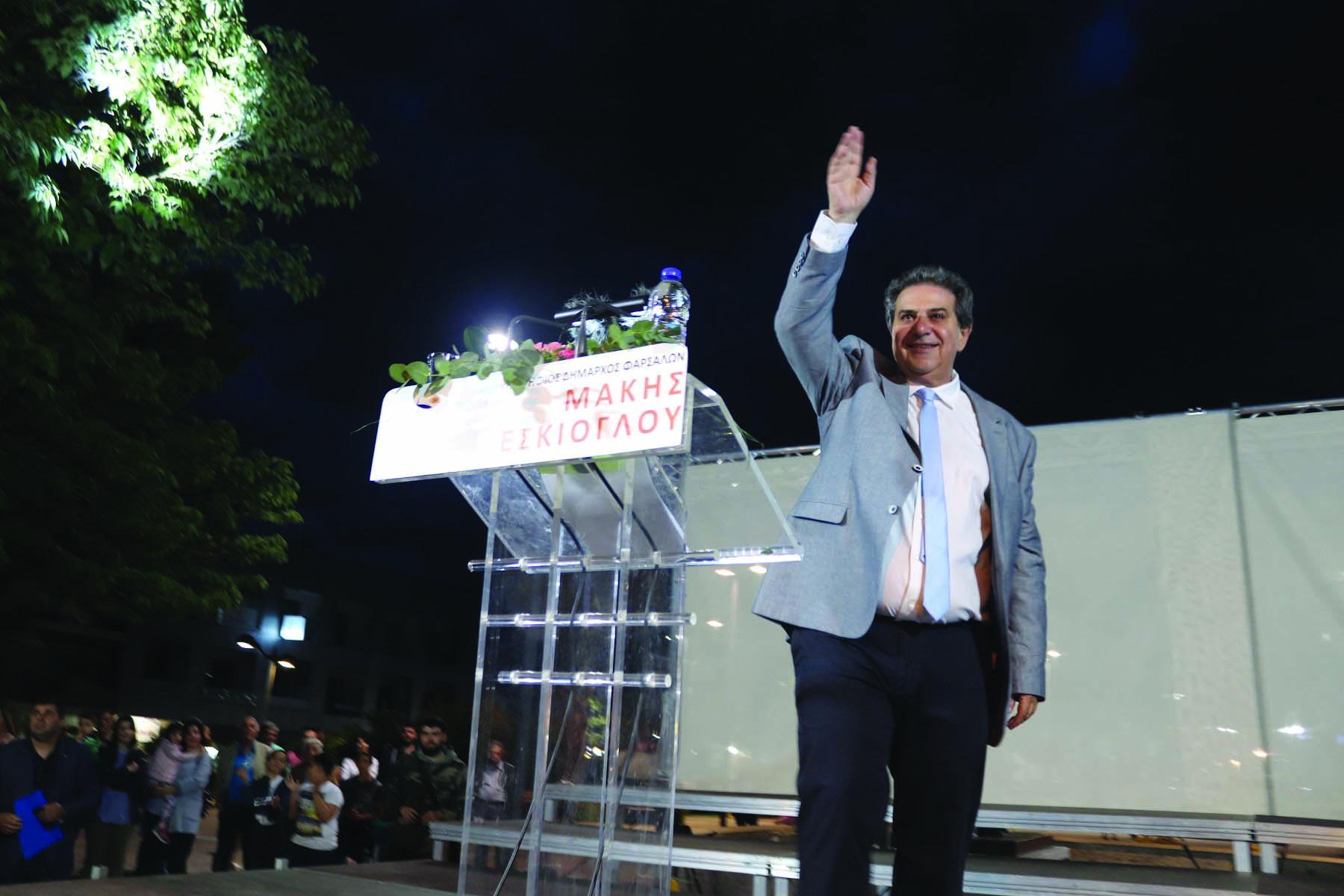 "Photo of Εσκίογλου: ""Κερδίσαμε γιατί επενδύσαμε στη θετική ψήφο"""