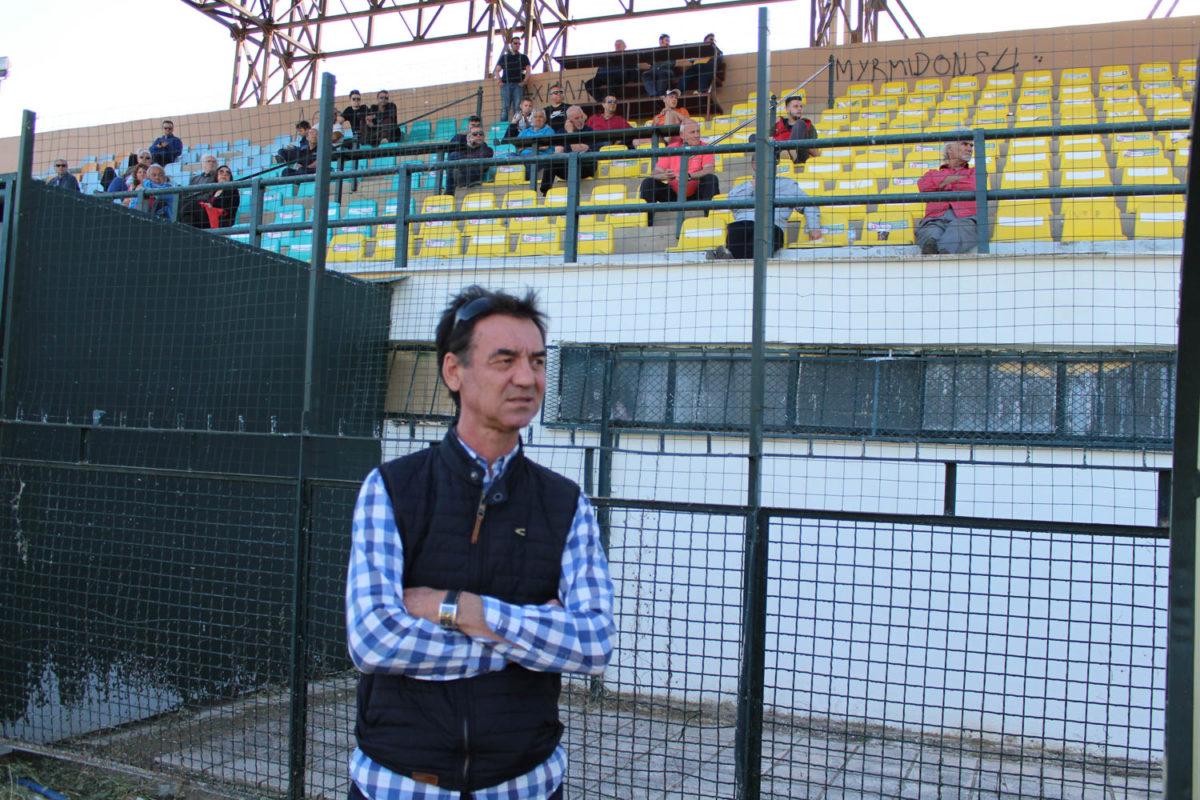 Photo of Παραιτήθηκε ο πρόεδρος του Αχιλλέα Φαρσάλων κ. Αθανάσιος Λέφας