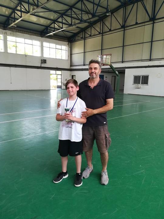 Photo of Ολοκληρώθηκε το παιδικό τουρνουά τένις – Νικητής ο Κων/νος Δίκαρος