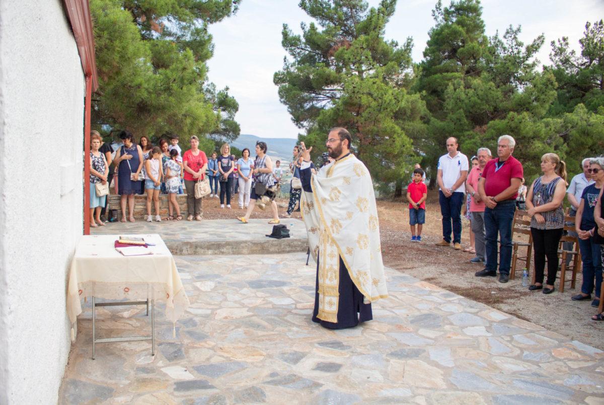Photo of Γιορτάζει το εκκλησάκι του Προφήτη Ηλίας στα Φάρσαλα