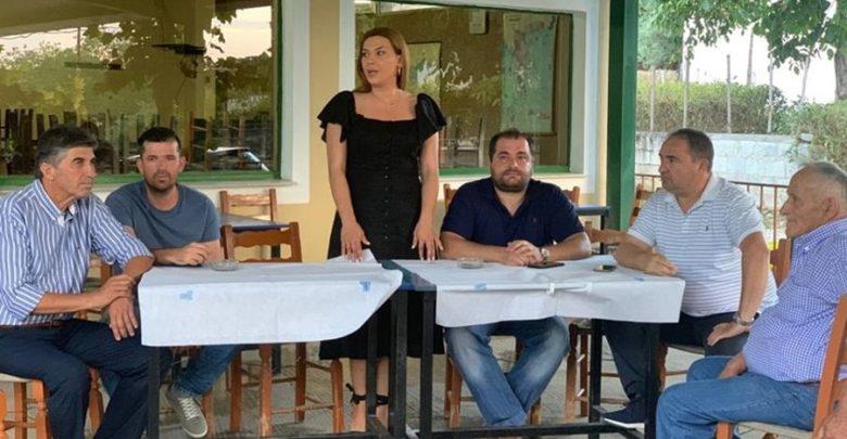 Photo of Στέλλα Μπίζιου: Ισχυρή και αυτοδύναμη κυβέρνηση της ΝΔ με τρεις Λαρισαίους βουλευτές