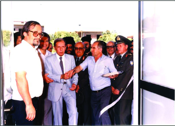 Photo of 33 χρόνια λειτουργίας συμπλήρωσε το Κέντρο Υγείας Φαρσάλων – Ιστορική αναδρομή