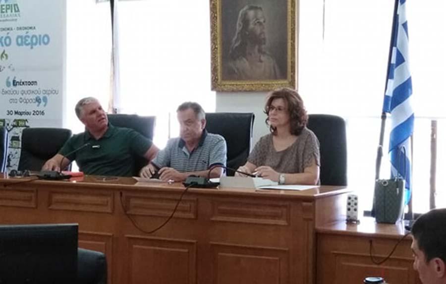 Photo of Σύσκεψη για θέματα καθημερινότητας στα χωριά των Φαρσάλων