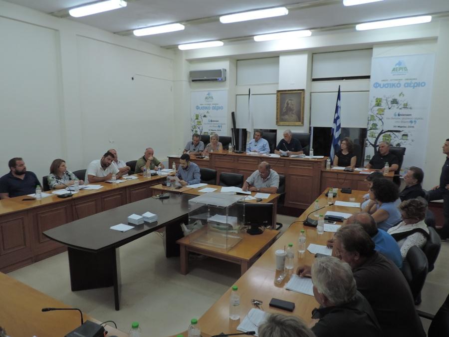 Photo of Συνεδριάζει το Δημοτικό Συμβούλιο των Φαρσάλων