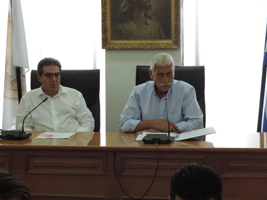 Photo of Νέος πρόεδρος Δημοτικού Συμβουλίου ο Κων/νος Δαμιανός