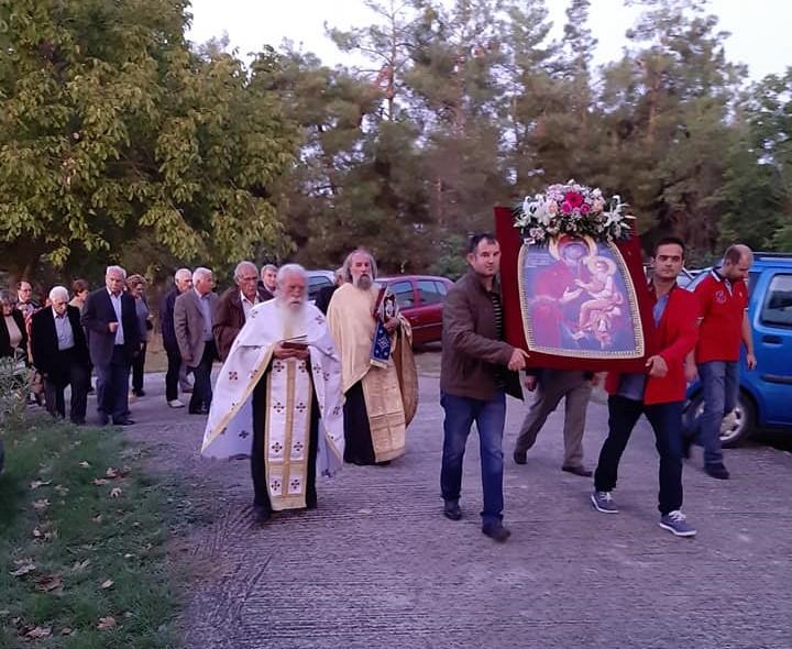 Photo of Γιόρτασαν την Παναγία Γοργοϋπήκοος για 8η συνεχή χρονιά
