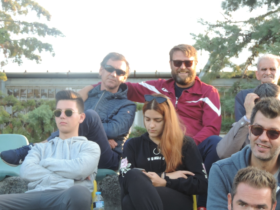 Photo of Πάντα δίπλα στις ομάδες της Επαρχίας και το ερασιτεχνικό ποδόσφαιρο ο Σταύρος Πουλαράκης