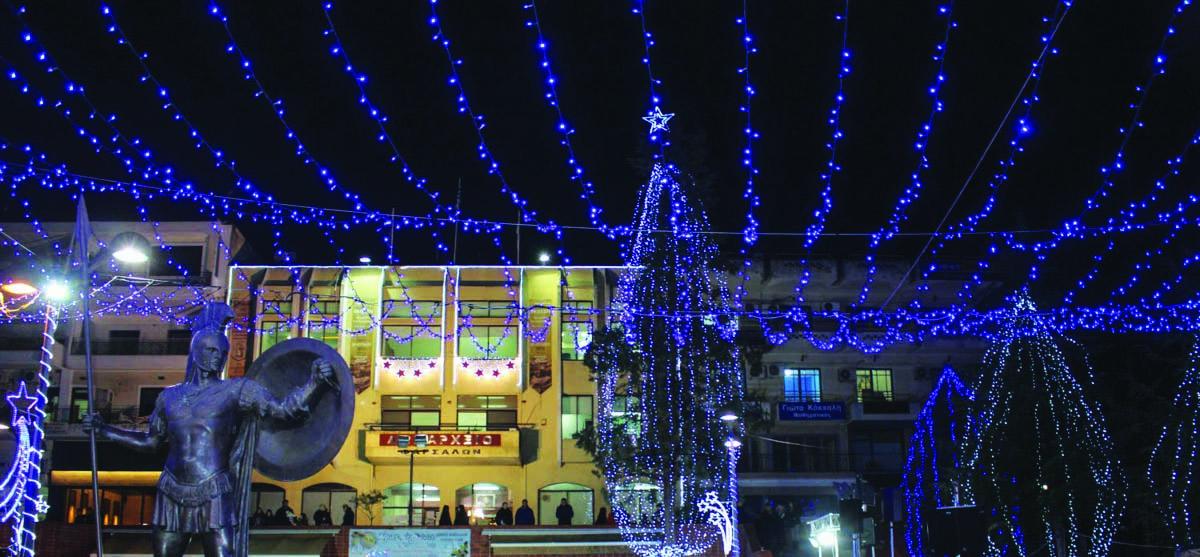 Photo of Πυρετωδώς προχωρούν οι ετοιμασίες των Χριστουγεννιάτικων εκδηλώσεων στα Φάρσαλα