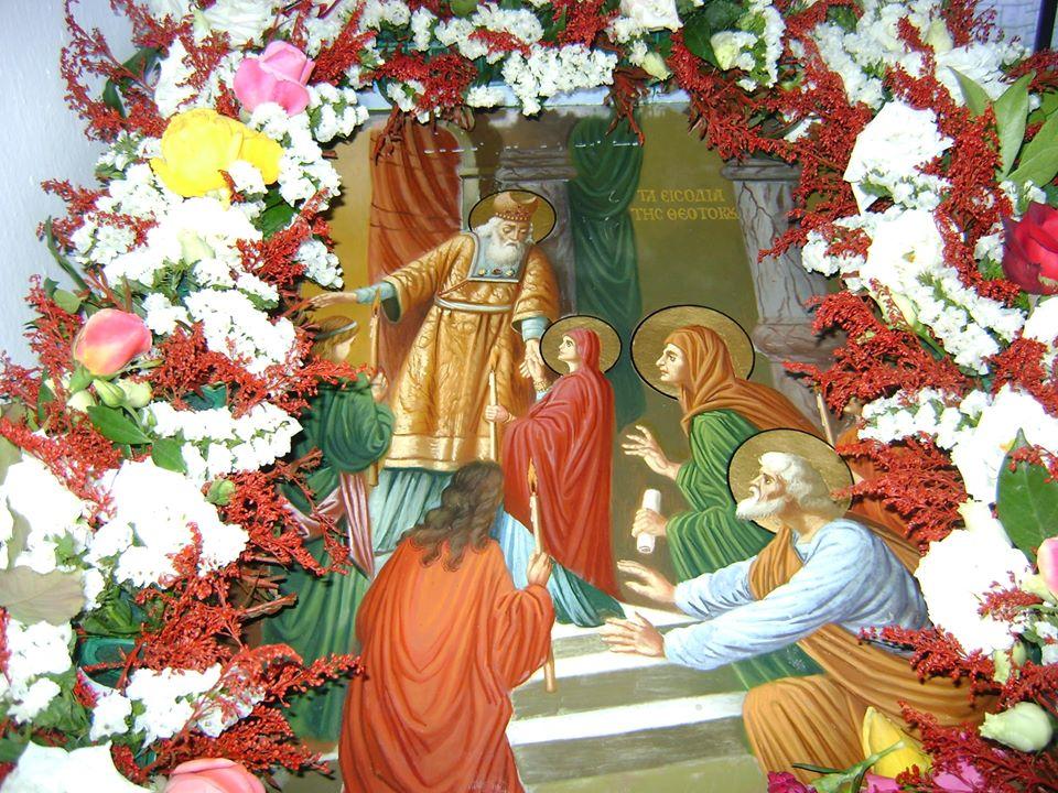 """Photo of Γιορτάστηκαν τα """"Εισόδια της Θεοτόκου"""" στο Ρίζι Φαρσάλων"""