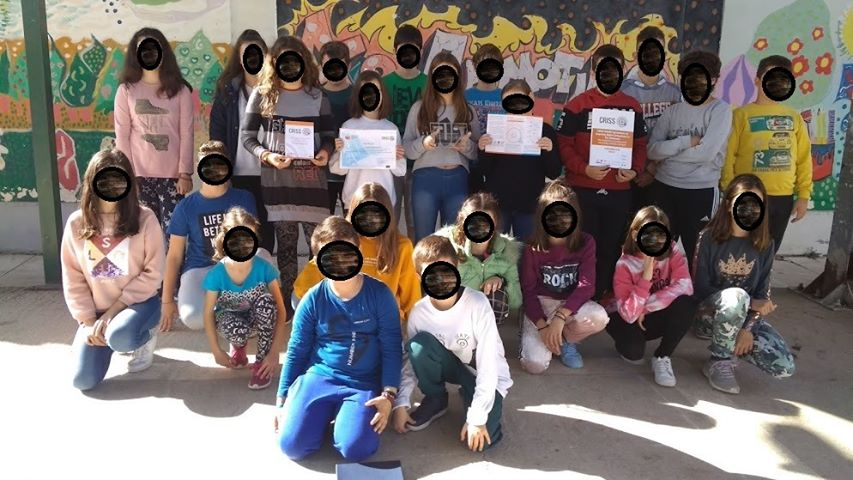 Photo of Βράβευση του 4ου Δημοτικού Σχολείου Φαρσάλων στο Καινοτόμο Ευρωπαϊκό Πρόγραμμα CRISS