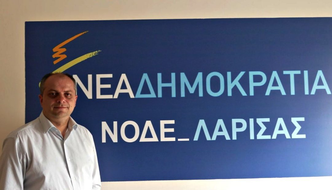 Photo of Θύμα χάκερ έπεσε ο πρόεδρος της ΝΟΔΕ Λάρισας Χρήστος Καπετάνος