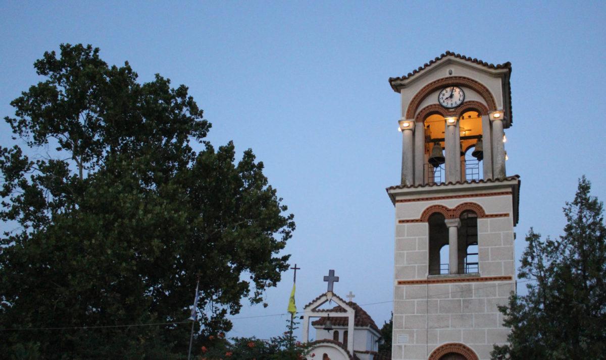 Photo of Βραδυνή Θεία Λειτουργία στην Αγία Ειρήνη Χρυσοβαλάντου