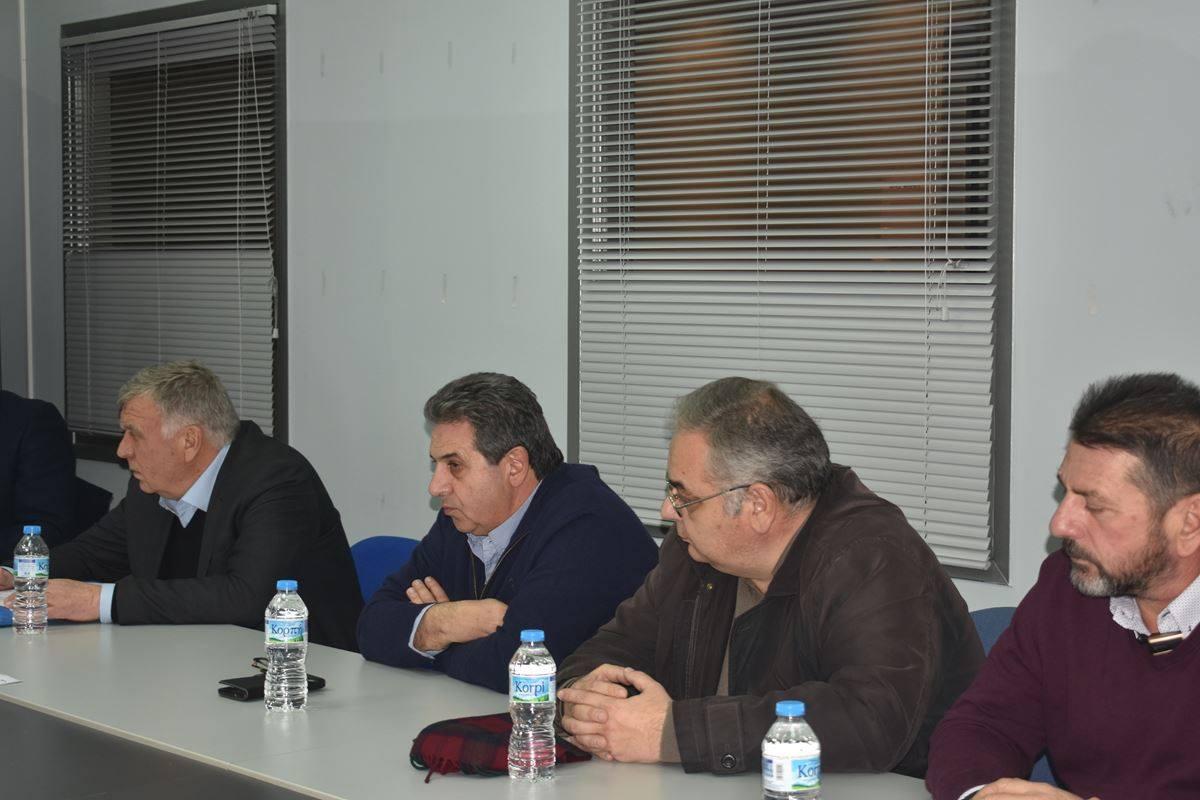 Photo of Εσκίογλου: Επιβεβλημένη η συνάντηση φορέων με τον υπουργό για το δρόμο Λάρισας – Φαρσάλων