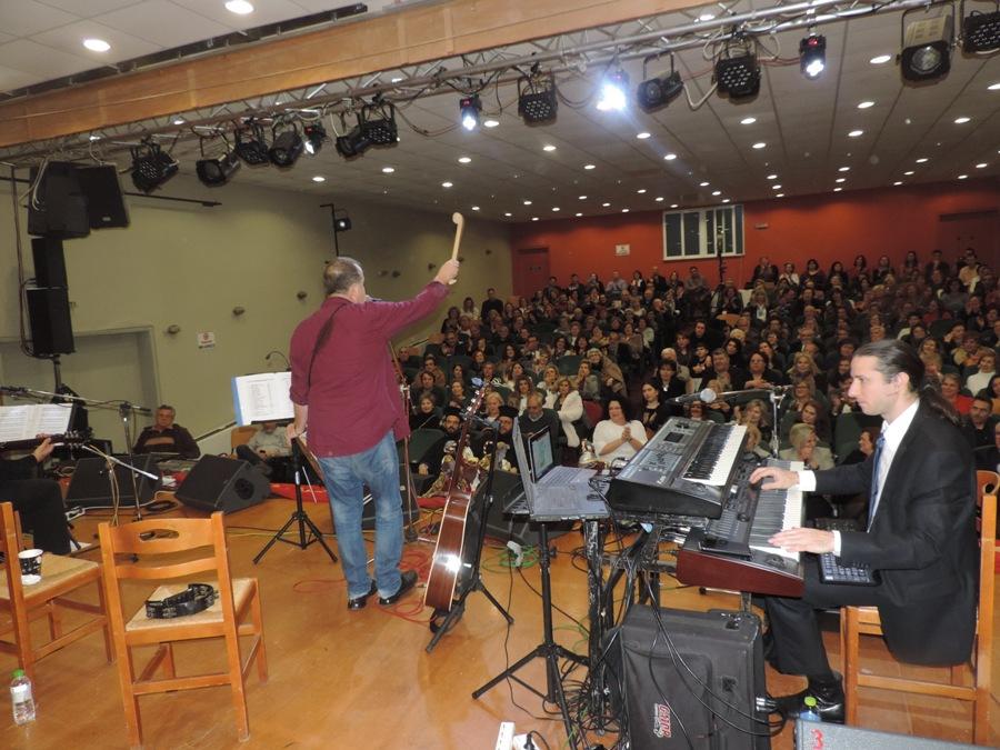 Photo of Περίσσεψε το… φιλότιμο στη συναυλία για τη στήριξη του Κοινωνικού Παντωπολείου στα Φάρσαλα