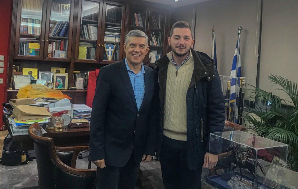 Photo of Συνάντηση του προέδρου της ΤΚ Κατωχωρίου με τον Περιφερειάρχη Θεσσαλίας