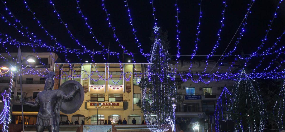 Photo of Χριστουγεννιάτικη αγορά στην Πλατεία Δημαρχείου