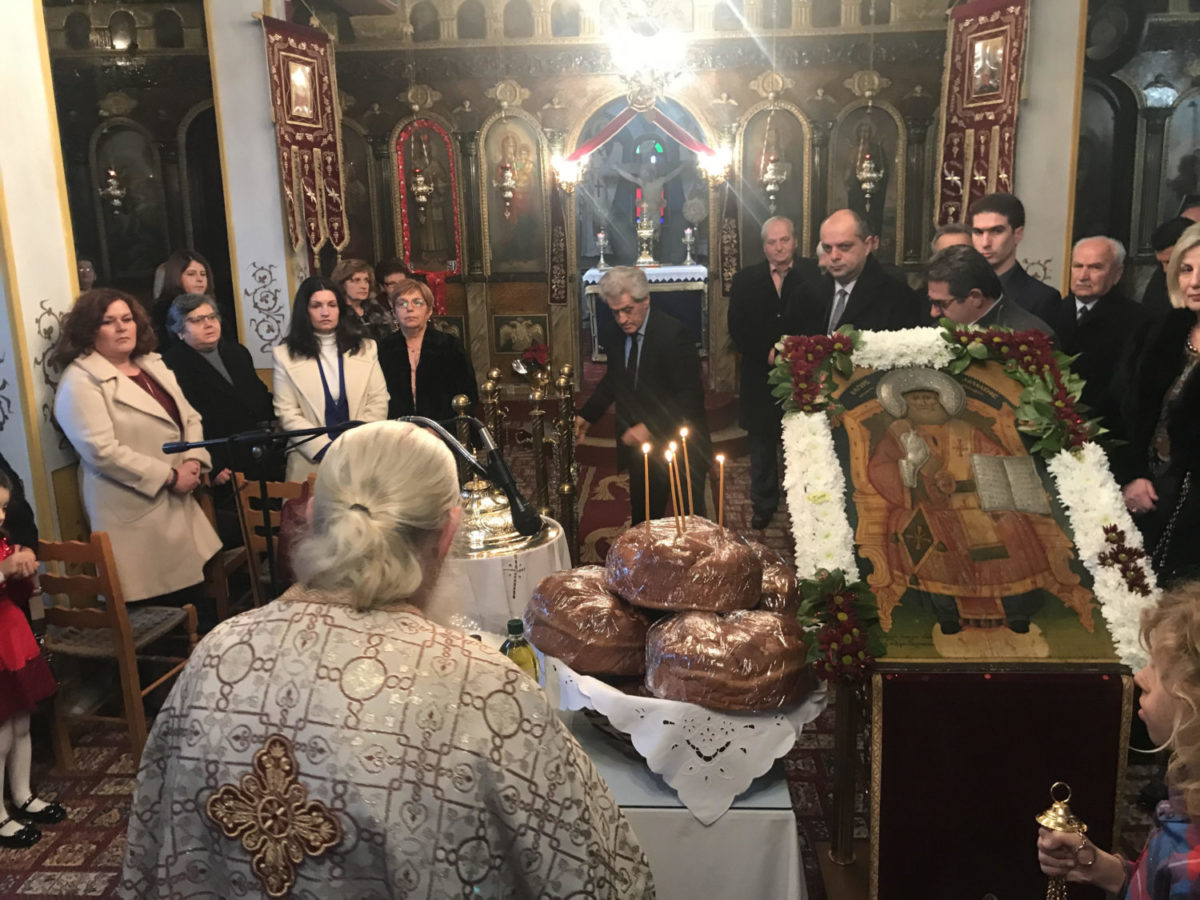 Photo of Γιόρτασαν τον Άγιο Αθανάσιο στον Δήμο Φαρσάλων