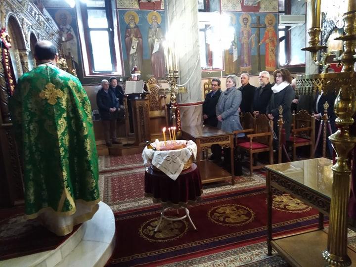 Photo of Γιόρτασαν τον προστάτη τους Άγιο Μάξιμο