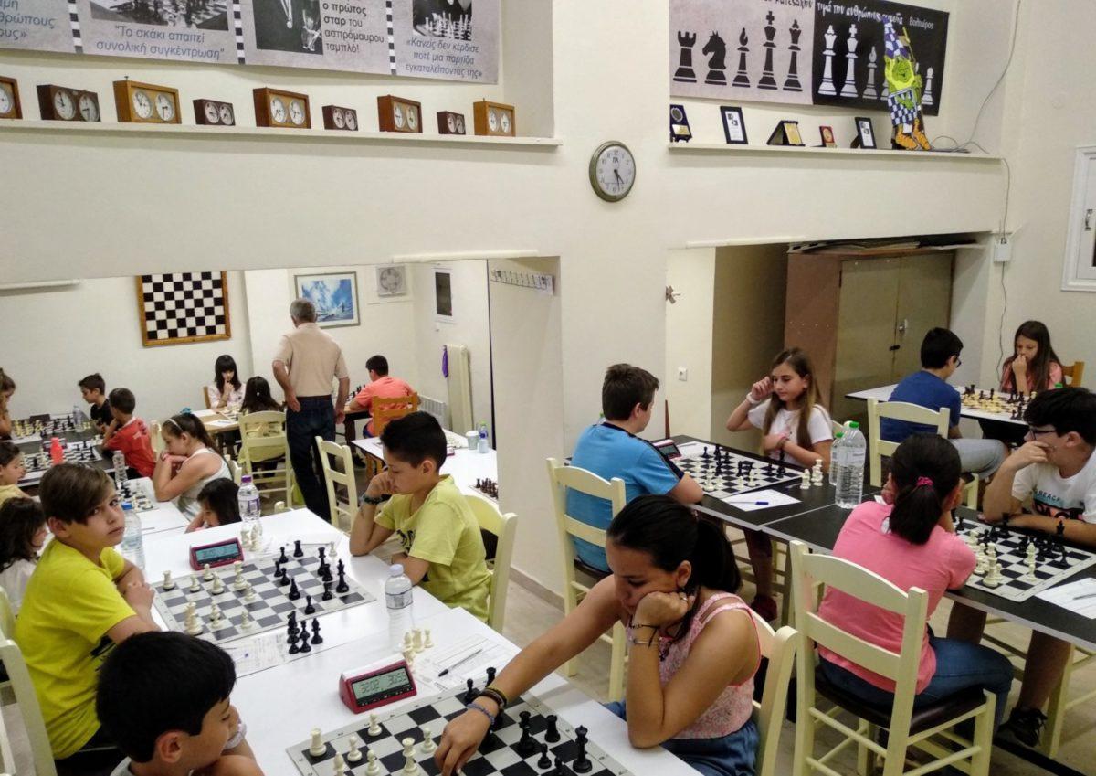 Photo of Κόβει πίτα το τμήμα Σκάκι του Γ.Σ. Φαρσάλων
