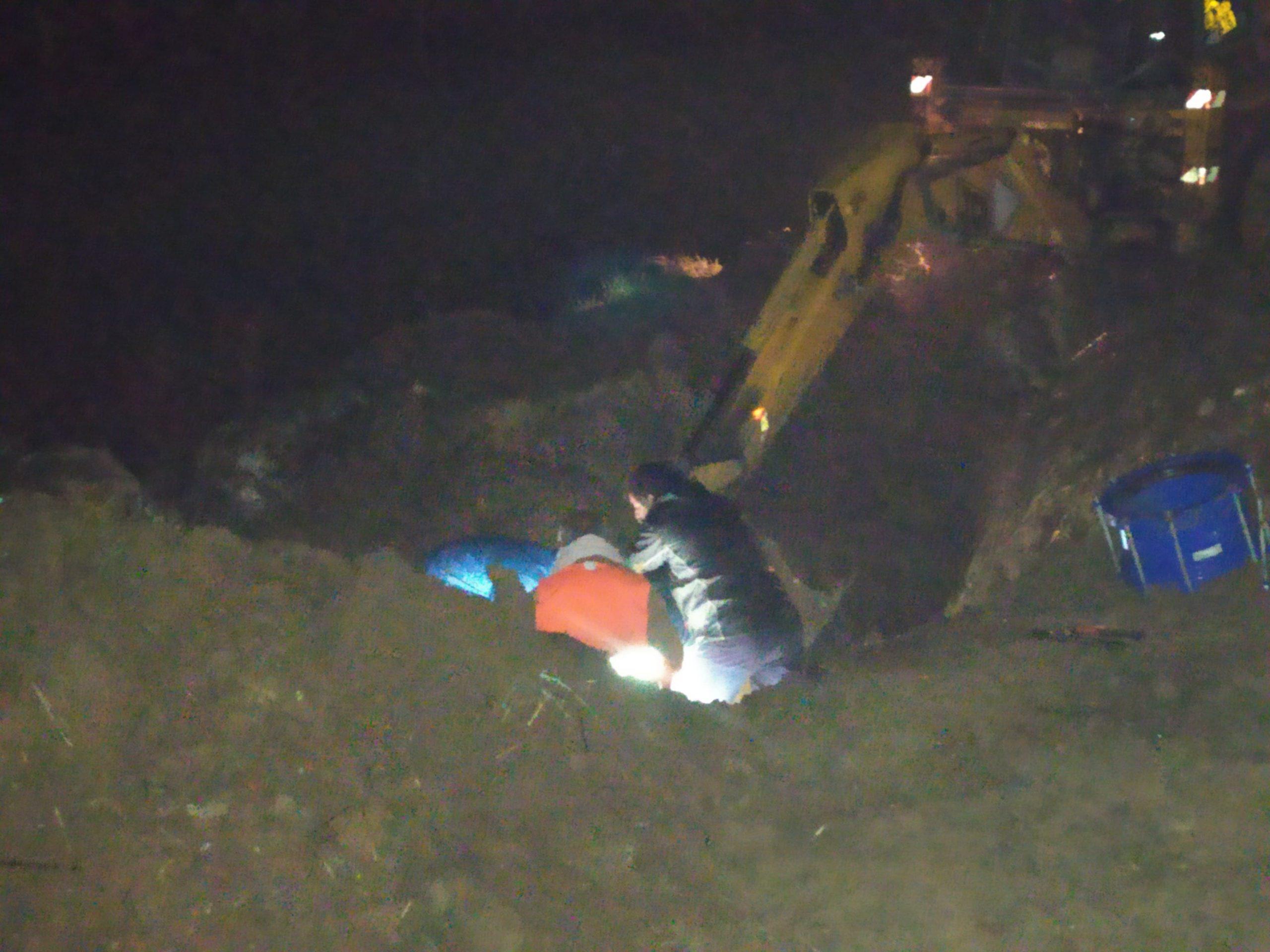 Photo of Δ.Ε.Υ.Α.Φ. Πυρετώδεις νυχτερινές εργασίες για την επαναφορά του νερού…
