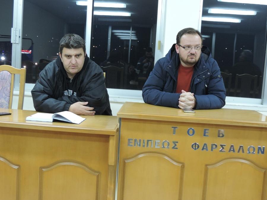 Photo of Βγαίνουν τα τρακτέρ στα Φάρσαλα, τι αποφασίστηκε στην σύσκεψη