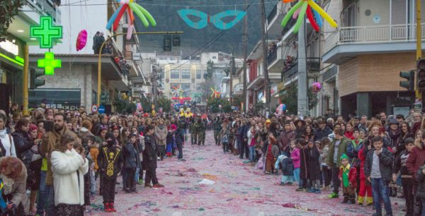 Photo of Ευχαριστήριο μήνυμα από την εθελοντική ομάδα του Φαρσαλινού Καρναβαλιού 2020