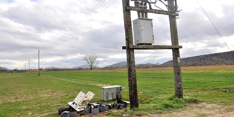 Photo of Φάρσαλα: Κλέβουν αγροτικά και μετασχηματιστές